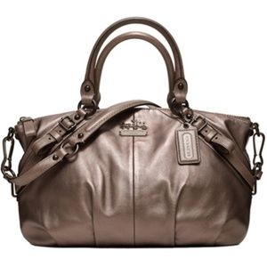 Coach Madison Sophia Satchel